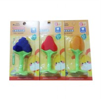 Piccono Gigitan bayi buah-buahan / Baby Teether Fruits