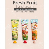 Esfolio Fresh Fruit Edition Handcream