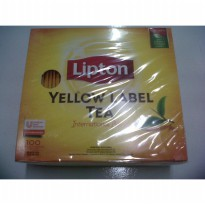 [Lipton] Black Tea International Blend - 100 enveloped bags black tea