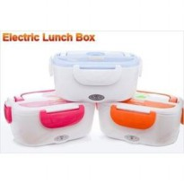Lunch Box Electric / power lunch box bisa dihangatkan