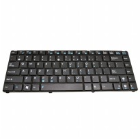 Keyboard Asus EeePC 1201 1215 - Black