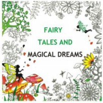 My style ST 7780 Colouring Book Fairy Tales And Magical Dream