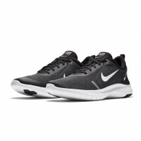 Sepatu Olahraga Lari Senam Gym Nike Flex Experience RN 8 Women's Running Shoes- Black AJ5908013