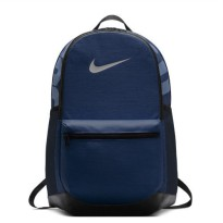 Tas Olahraga Ransel Daypack Nike U Training Brasilia Backpack- Navy BA5329410
