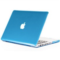Crystal Case for Macbook Pro 13.3 Inch A1278 with CD-ROM - Blue