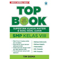 [SCOOP Digital] Top Book SMP Kelas VIII by Tim Sigma
