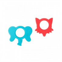 Dr. Brown's Silicone Teether Flexees Friends