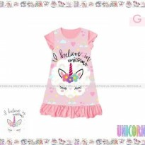 Dress Anak Unicorn Salem 2 - 7 tahun