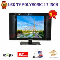 Polysonic 1777s'LED TV 17 inch-Promo