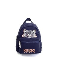 Tas Ransel Kenzo Tiger Mini Backpack - Navy