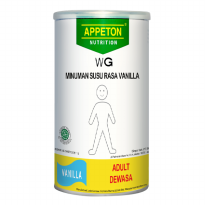 Appeton Weight Gain Dewasa 450gr Vanilla