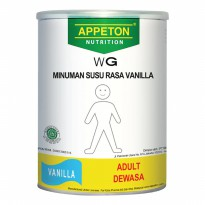 Appeton Weight Gain Dewasa  Vanilla 900 gr