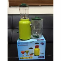 S.A.L.E Destec Blender Tangan / Manual 2 Tabung