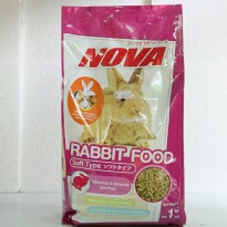 Rabbit food nova 1kg (J)