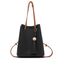 BEST SELLER! 2 FUNGSI - Micocah Zilvania Sling Bag With Pouch