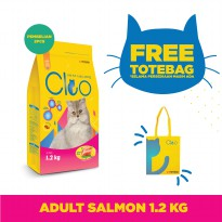 CPPETINDO Cleo Salmon Adult Cat - 1,2kg