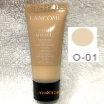 LANCOME TEINT MIRACLE HYDRATING FOUNDATION NATURAL HEALTHY LOOK SPF25/PA+++ 5ML COLOURO-01