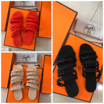 Sandal Hermes Jelly Mirror Quality