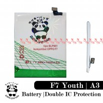 Baterai Oppo F7 Oppo A3 BLP661 Double IC Protection