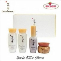 Sulwhasoo Basic Kit 4 items
