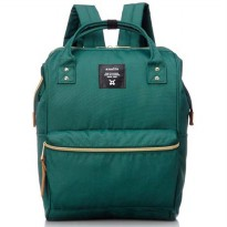 Anello Tas Ransel Oxford Size L - Green