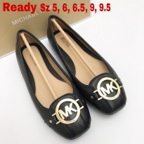 michael kors fulton black gold sz 5,5.5,6,6.5,7,7.5,8,8.5,9,9.5