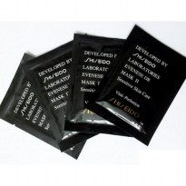 Shiseido black mask peel off original kental hitam pekat