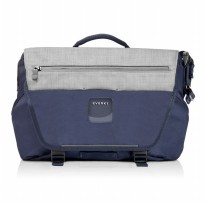 Everki EKS660 ContemPRO Laptop Bike Messenger 14.1 Inch - Navy Blue