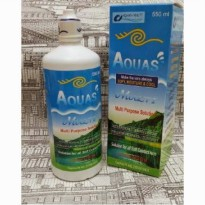 Cairan Softlens AQUAS 550 ml