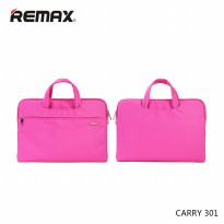 REMAX 301 Series Computer Bag for Laptop Up To 12 Inch - Rose