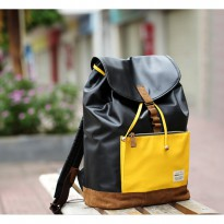 Remax Fashion Notebook Bags - 308 - Yellow