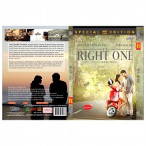 DVD THE RIGHT ONE ORIGINAL