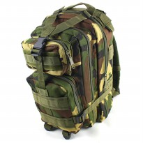 Tas Ransel Army 24L - Camouflage