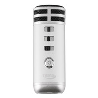 Profesional Pocket Singing Michropone Mini Karaoke (silver)