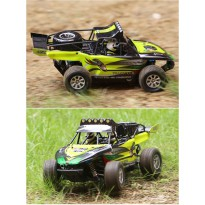 RC Car Offroad Wltoys K929 Vortex Scale 1.18 4WD 2.4G 50Km Termurah