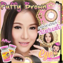 Softlens EyeBerry PUFFY / Soft Lens Eye berry / Eyebery
