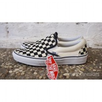 Vans Checkerboard Slip On Original