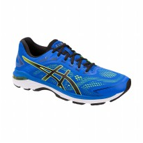 Sepatu Olahraga lari Gym Fitness Asics Gt-2000 7 Men's Running Shoes- Blue 1011A158401