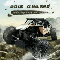 TLP RC Rock Climber 1.14 4WD 2.4G Off Road Vehicle Body Metal Alloy