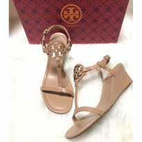 Tory burch wedges miller