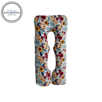 [PREGNANCY PILLOW] Bantal Hamil - Painting Flowers