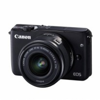 Canon EOS M10 Kit 1 15-45mm f/3.5-6.3 IS STM -