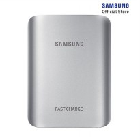 Samsung Fast Charge Battery Pack Powerbank - Silver [10200mAh/10.2A/Max 15W]
