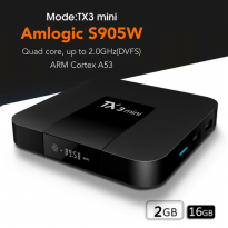 Android Tv Box TANIX TX3 mini RAM 2GB ROM 16GB KODI