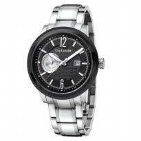 Moment watch - Guy Laroche G3013-03 - jam tangan pria - stainlles steel - putih