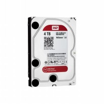 WD Red 4TB NAS Hard Drives WD40EFRX