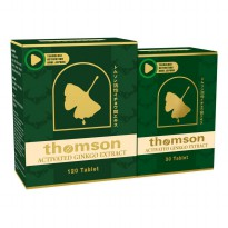 Thomson Activated Ginkgo Extract 120 + 30 Kaplet