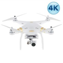 DJI PHANTOM 3 4K WHITE