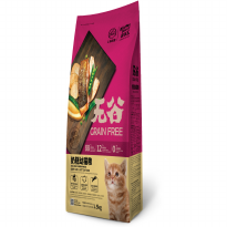 CPPETINDO Kitchen Flavor Grain Free Baby Cat And Kitten Food – 1.5 Kg