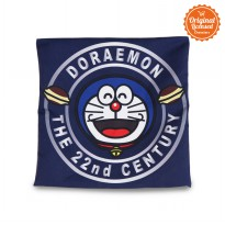 Doraemon Pillow Case Doraemon Navy